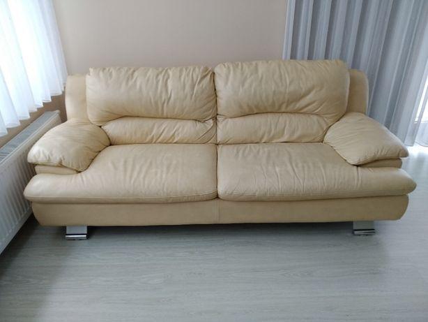 Sofa 3 osobowa skórzana Galla Collezione