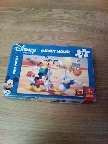 puzzle trefl Disney 6 zestawów