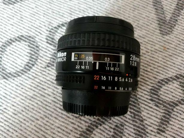 nikon af nikkor 28mm 1:2.8