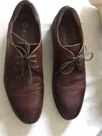 Продам  мужские туфли 39 р.