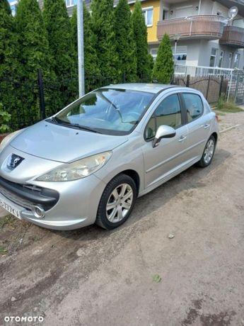 Peugeot 207 peugot 207 1,6 hdi 2009 r