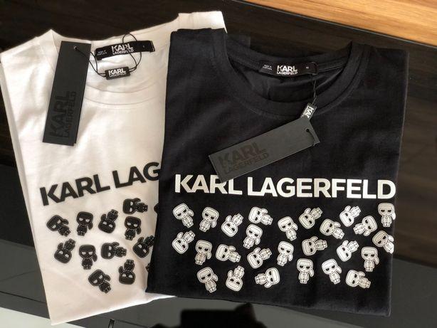 Damska koszulka Karl Lagerfeld t-shirt