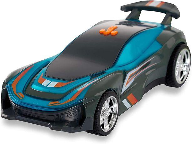 Моторизированная машина Хот Вилс свет звук Hot Wheels Race N Crash Gaz