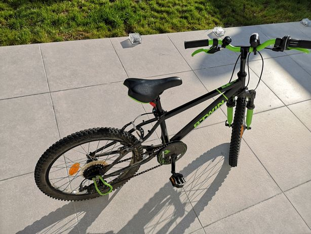 Bicicleta roda 20 rockrider
