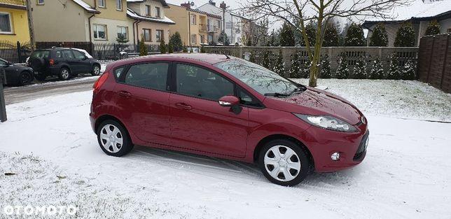 Ford Fiesta Jak Nowy Z Niemiec Opłacony Bezwypadkowy Klimatyzacja