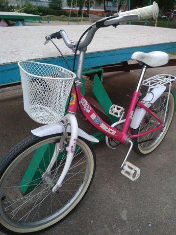 """Детский велосипед """"Адриатика"""""""
