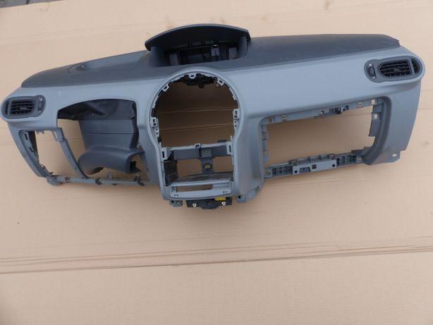 DESKA ROZDZIELCZA Z PODUSZKĄ Renault modus airbag konsola