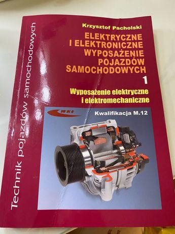 Elektryczne i elektroniczne wyposażenie pojazdów samochodowych.cześć 1