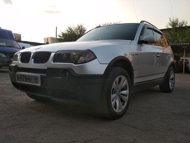 BMW X3 (e83) 2.5i АКПП