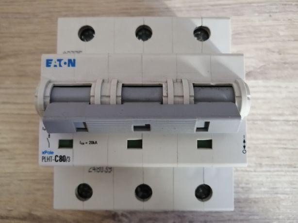 Автоматический выключатель EATON c80 a и др