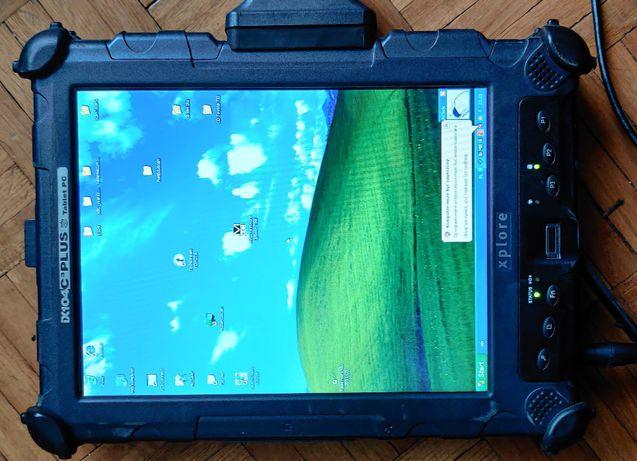 Tablet XPLORE iX104 1,4GHz 1GB 80GB WiFi BT