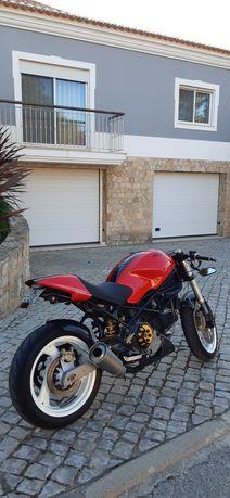 Ducati Monster Dark