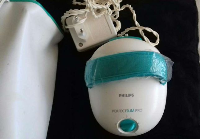 Máquina de massagem anti- celulite Philips/Loreal