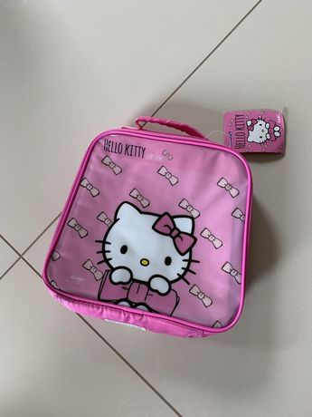 Nowy lunch bag/lunch box marki Hello Kitty