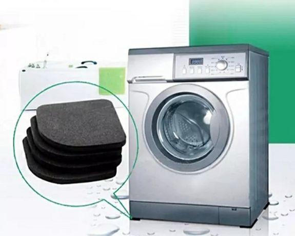 Антивибрационные  коврики для стиральной машины.