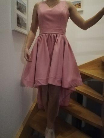 Elegancka suknia balowa