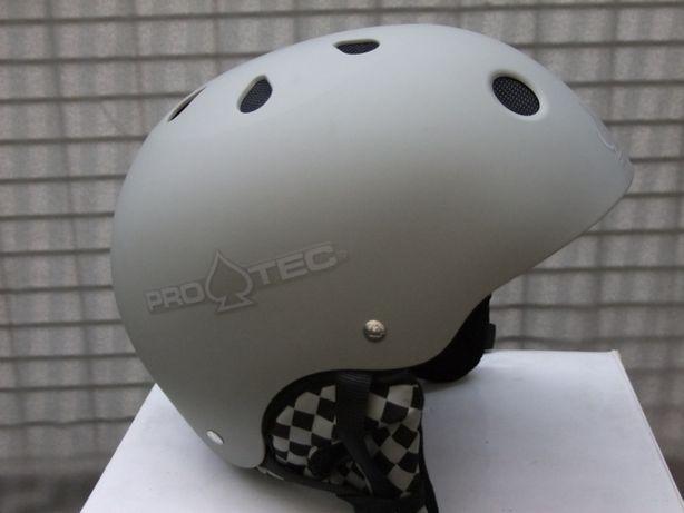 NOWY kask rolki snowboard rolkowy narciarski Pro Tec rozm M