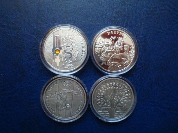 Monety 20 zł -stan bankowy.