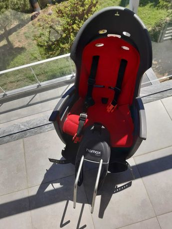 Cadeira porta-criança bicicleta HAMAX BUDDY