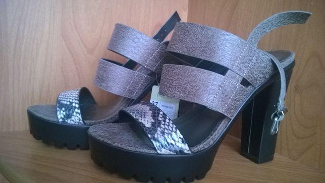 Buty sandały CCC Jenny Fairy r.37