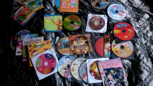 DVD bajki ok 50 sztuk