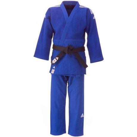 Кимоно дзюдо новый, чемпин 2 (champion II), синий