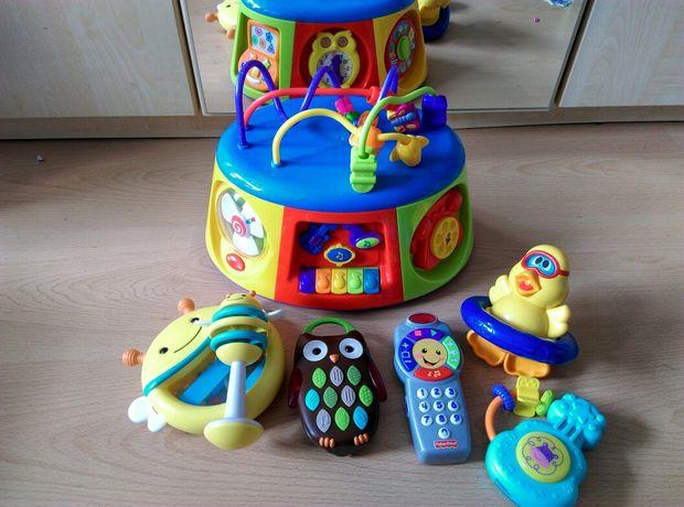 Zestaw zabawek dla malucha Dumel Fisher Price Chicco Skip Hop