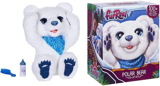 Интерактивный Медвежонок Hasbro FurReal Polar Bear Cub Cubby Панда