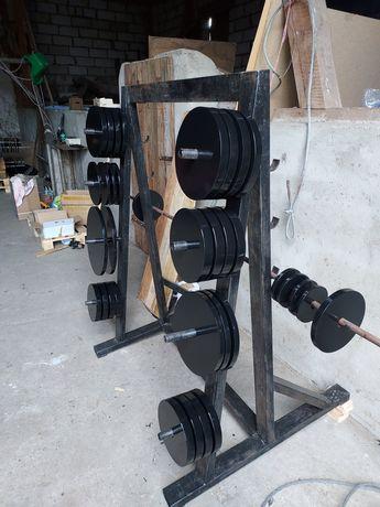 Krazki 2x20kg 4x10kg