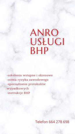 Szkolenia i kursy BHP