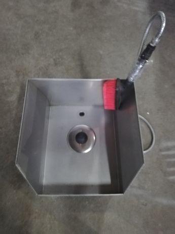 Lava-Botas em Aço Inox