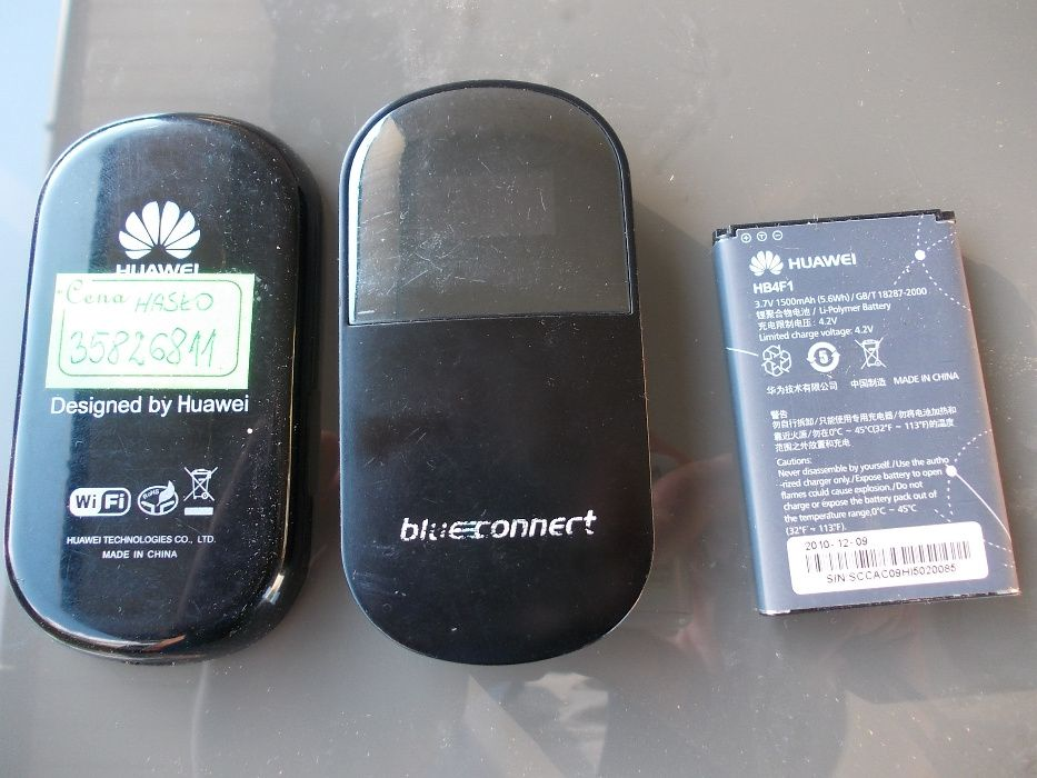 mobilny MODEM wifi HUAWEI E5830 usb Częstochowa - image 1