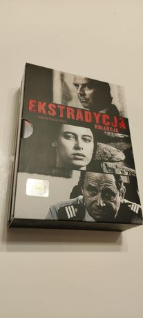 Ekstradycja DVD zestaw