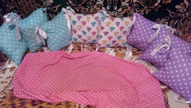 Продам детское постельное бельё в кроватку