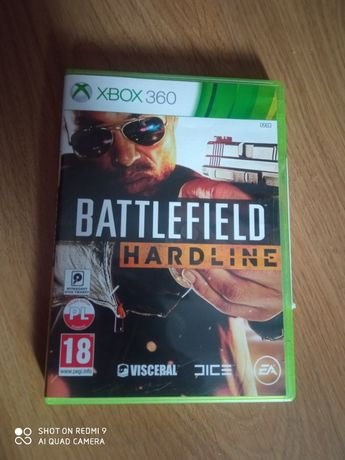 Battlefield Hardline xbox 360 po polsku
