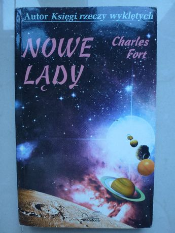 Nowe lądy , Charles Fort science fiction fantastyka