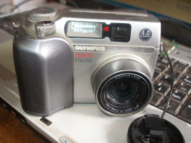 Фотоаппарат Olympus С-4000 ZOOM
