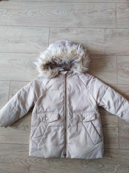 Zimowa kurtka Zara 110 Trzebiatów - image 1