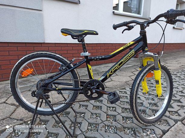 Rower kross 20 cali rama aluminiowa