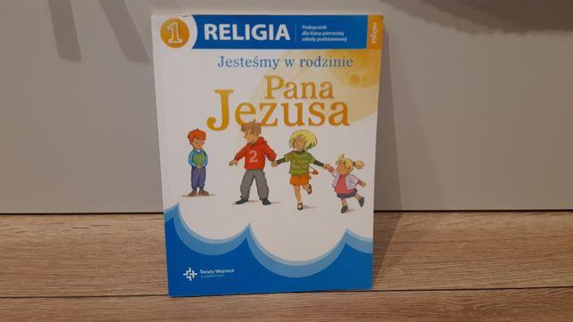Religia kl. 1 Jesteśmy w rodzinie Pana Jezusa książka podręcznik