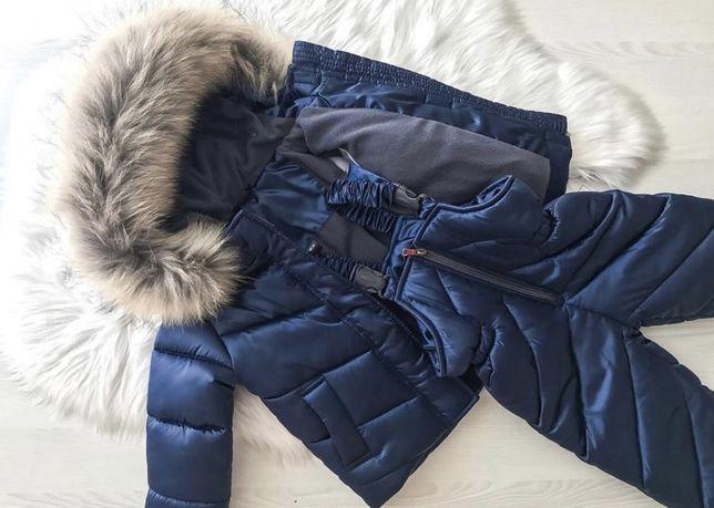 Зимний комбинезон 98-104