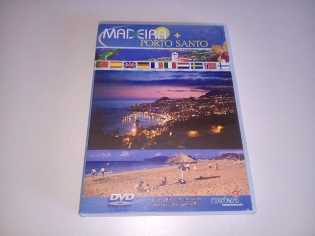 DVD Madeira e Porto Santo