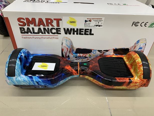 Гироборд Smart Balance  6.5 колеса с подсветкой