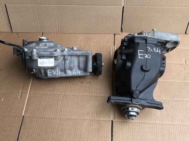 Передний Задний редуктор BMW X5 E70 передній задній міст БМВ Х5 Е70