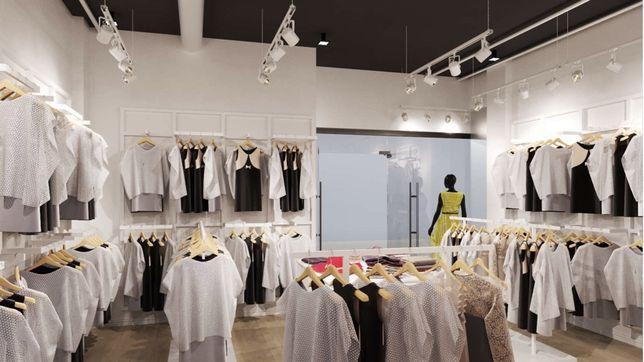 Освітлення магазину, професійне, площа 40-50 кв.м