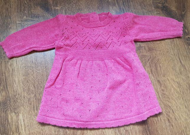 Sukienka sweterek
