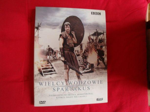 dvd Spartakus seria BBC