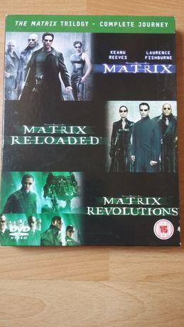 Matrix trylogia