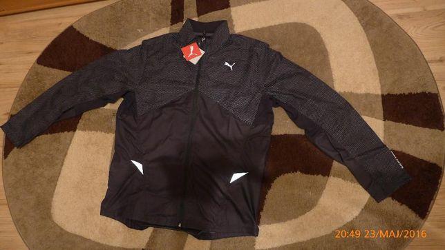 Nowa kurtka wiatrowka - Puma Nightcat jacket