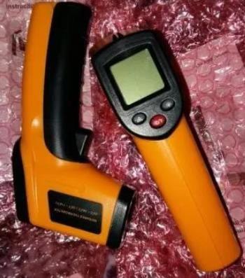 Термометр пирометр технический Инфракрасный бесконтактный